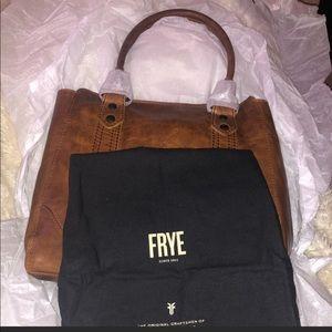 """Frye """"Melissa Tote"""" purse. Cognac (color)"""